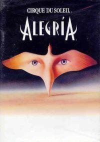 Cover Cirque Du Soleil - Alegría [DVD]